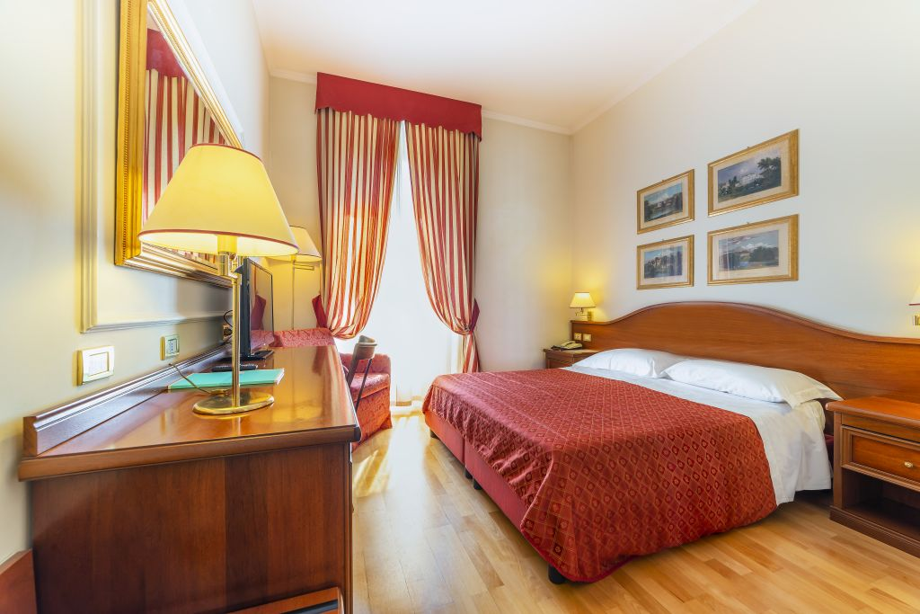 Grand Hotel Nuove Terme di Acqui Camera Classic