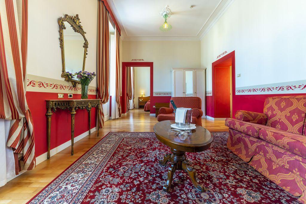 Grand Hotel Nuove Terme Camera Suite