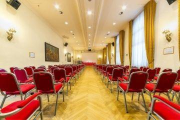 Sala Belle Epoque Grand Hotel Nuove Terme