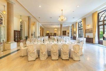 Sala Colonne Ristorante Grand Hotel Nuove Terme