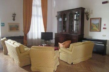 Sala TV Grand Hotel Nuove Terme
